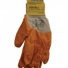 Manusi protectie, nitril galben, CE LT74155