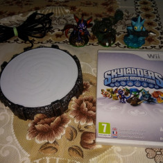 Set Skylanders Spyro Adventure Nintendo Wii,3 figurine,portal si jocul original