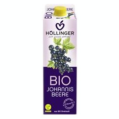 Nectar De Coacaze Negre Bio 1L Hollinger Cod: 957317