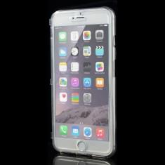 Husa iPhone 6s Plus / 6 Plus - Protectie 360° Tip Carte Transparenta