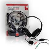 Casti cu Microfon Intex Smart HP311SB