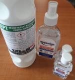dezinfectant bactericid antibacterian