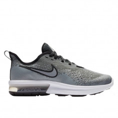 Pantofi Sport Nike Air Max Sequent 4 GS - Pantofi Sport Originali - AQ2244-003, 35.5, 36, 36.5, 37.5, 38, 38.5, 39, 40, Textil