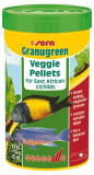 Hrana pentru ciclide - SERA - Granugreen 250 ml