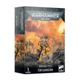Pachet 1 Miniatura Warhammer40k, GW, Imperial Fists Tor Garadon