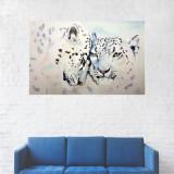 Tablou Canvas, Portret Lei Albi - 80 x 120 cm