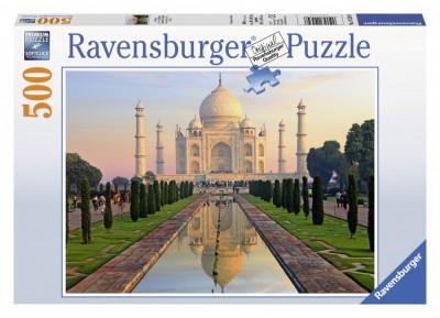 Puzzle Taj Mahal, 500 Piese foto
