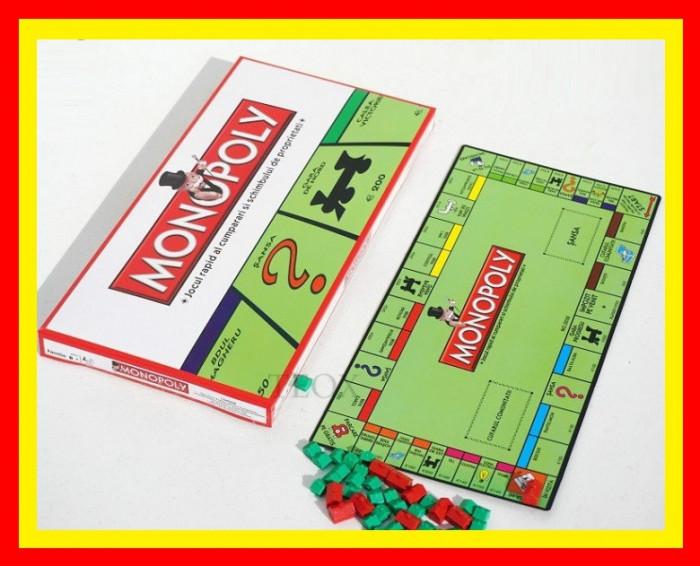 Monopoly Limba Romana   Clasic