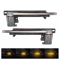 Set semnalizare dinamica repetitiva oglinzi laterale Audi A3,A4, A6, A8,Q3