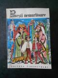 POVESTI NEMURITOARE volumul 3 (1966, editura Tineretului)