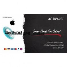 Deblocare Oficiala Apple iPhone Orange Romania Fara Contract