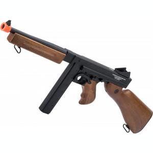 PUSCA AIRSOFT AK47 EDITIE LIMITATA THOMPSON,400 fps+BONUS BILE 6MM.NOU
