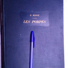 carte veche foarte f.rara mecanica pompe 1903