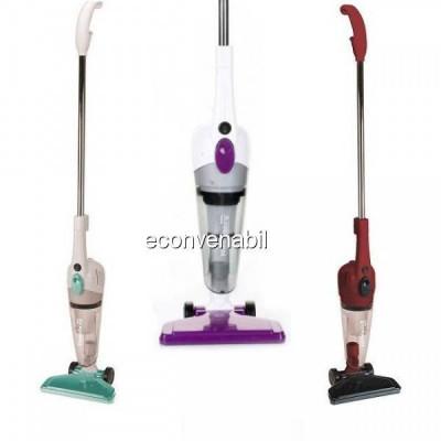 Aspirator Vertical fara sac 800W Vacuum Cleaner Hausberg HB2025 foto