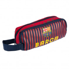 Penar baieti cu maner FC Barcelona, 23 x 6 x 10 cm