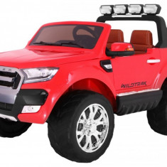 Masinuta electrica Ford Ranger 4x4 Facelift cu Display MP4 TouchScreen, rosu