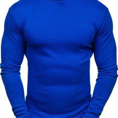 Helancă bărbați albastru-cobalt Bolf 145347