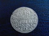 Moneda argint Sigismund III, Europa