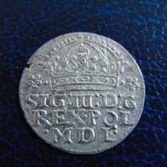 Moneda argint Sigismund III