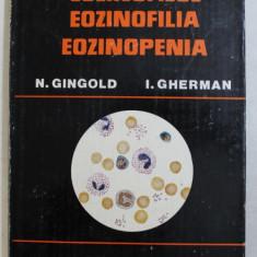 EOZINOFILUL , EOZINOFILIA , EOZINOPENIA de N . GINGOLD si I. GHERMAN , 1981