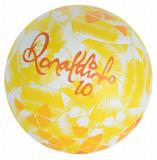 Minge plaja/indoor/outdoor, marimea 5, Ronaldinho, galben /portocaliu
