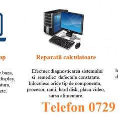 Instalare Windows si Reparatii Laptop sau Calculatoare in Timisoara