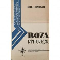 Roza vinturilor - Nae Ionescu