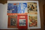 lot noua reviste Sport si tehnica, Turismul popular, Stiinta si cultura anii 50