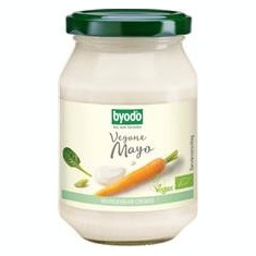 Maioneza Bio Vegana Byodo 250ml Cod: 557853