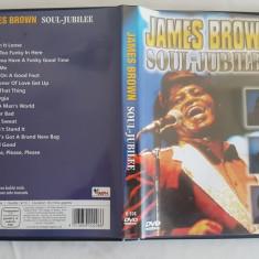 [DVD] James Brown - Soul Jubilee- dvd original