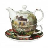 Set ceainic si ceasca , GOEBEL -The Artist House-324116