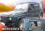 Paravanturi auto Mercedes G Class Set fata si spate - 4 buc., Heko