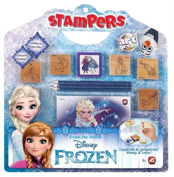 Set Stampile Frozen