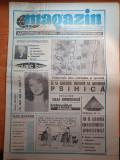 "Magazin 21 noiembrie 1992-art""nadia comaneci la ea acasa"""