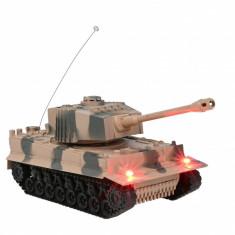 Tanc de jucarie cu telecomanda, pentru copii, control de la distanta - XJ20