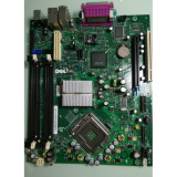 Placa de baza - Dell Optiplex 745, processor Petium D rev A01,