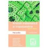 Memorator de analiza matematica si trigonometrie - Clasele 9-12 - Luminita Curtui