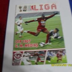 program       CFR  Cluj   -  Gaz  M.  Medias