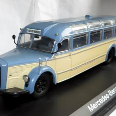 Schuco Mercedes O6600 panorama bus 1961 1:43
