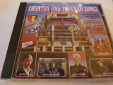 Country and trucker songs - 3484, CD