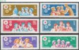 ROMANIA 1968 PIONIERI Serie 6 timbre  LP 674  MNH**