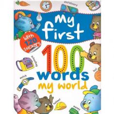 My First 100 Words - My World