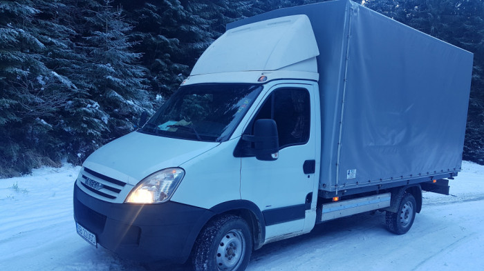 Iveco daily 35&14 2007