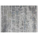 Covor Muro, gri/model caramida, 120x180