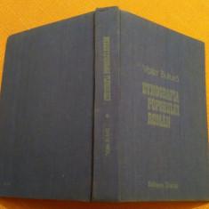 Etnografia Poporului Roman (Cultura materiala) - Valer Butura, Alta editura, 1978