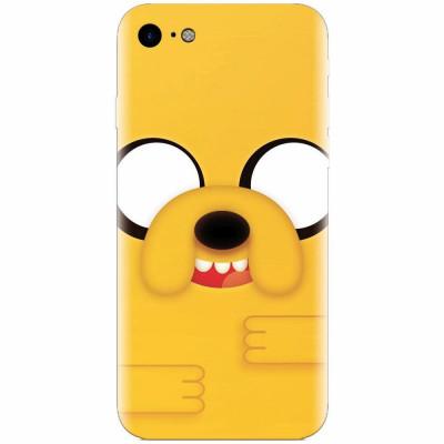 Husa silicon pentru Apple Iphone 5c, Gumball foto
