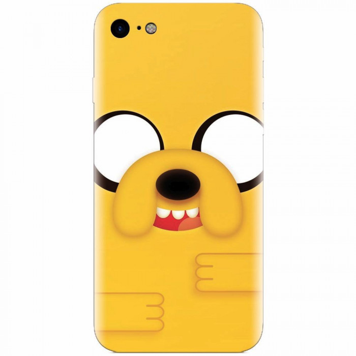 Husa silicon pentru Apple Iphone 5c, Gumball