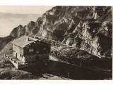 "CPIB 15790 CARTE POSTALA - MUNTII BUCEGI. CABANA ""CARAIMAN"""