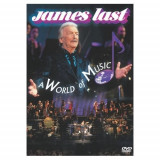 JAMES LAST A World Of Music (dvd+cd)