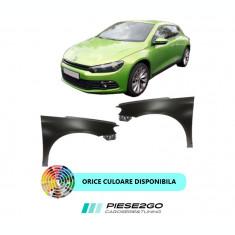 Aripa fata VW Scirocco VOPSITA Negru Albastru Argintiu Verde Alb Rosu